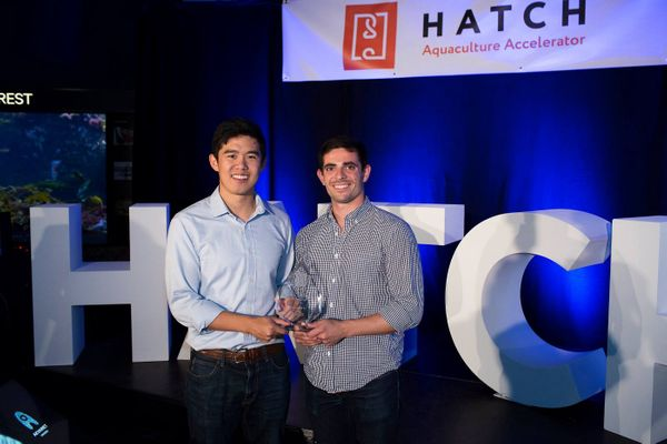 What we learned at Hatch — the world's first aquaculture accelerator